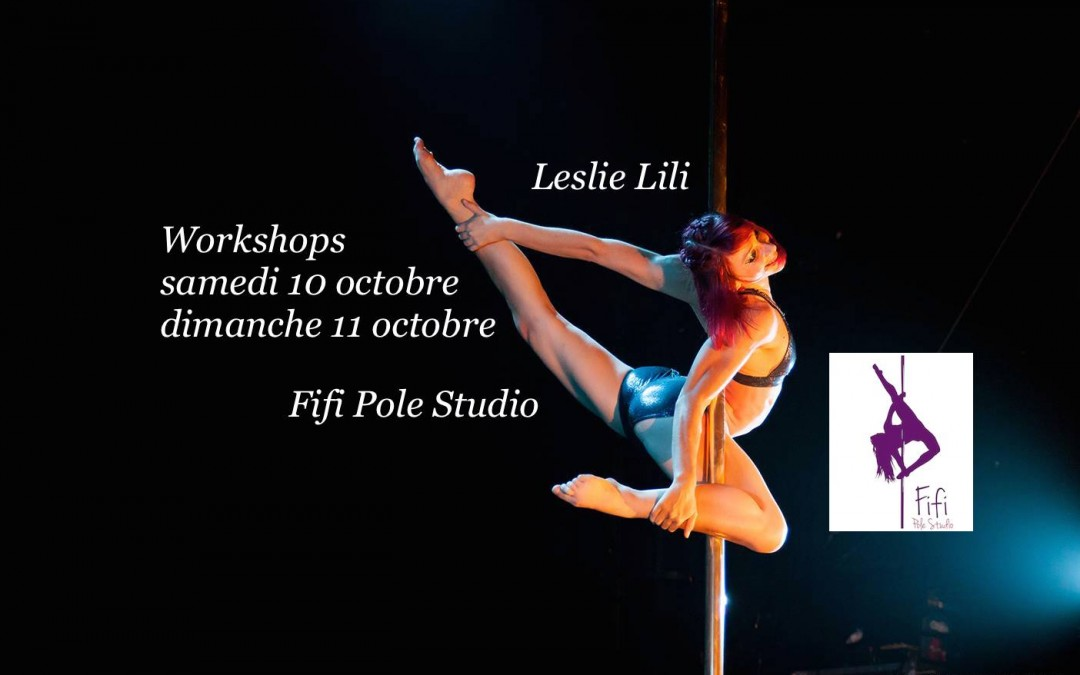 Workshop Leslie Lili, 10 et 11 octobre 2015