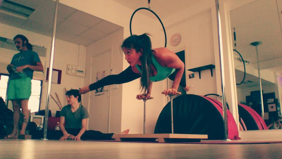 Prochain Stage Equilibre, Acroyoga, Souplesse